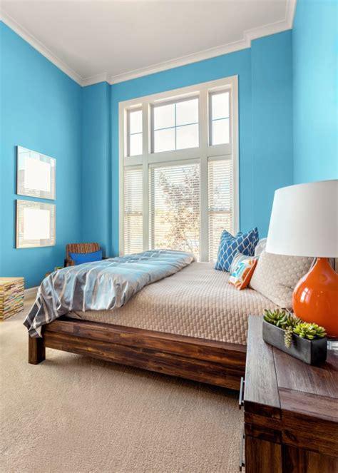chambre 2 couleurs choisir les couleurs d une chambre 2 bleu pour chambre