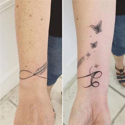 tendance  tatouages infini reperes sur instagram