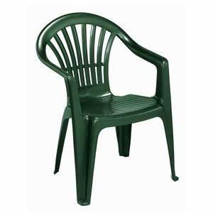 Chaises De Jardin En Soldes : fauteuil de jardin plastique vert achat vente fauteuil de jardin plastique vert pas cher ~ Teatrodelosmanantiales.com Idées de Décoration
