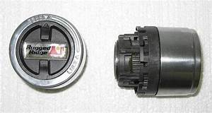Manual Locking Hubs 1998 01