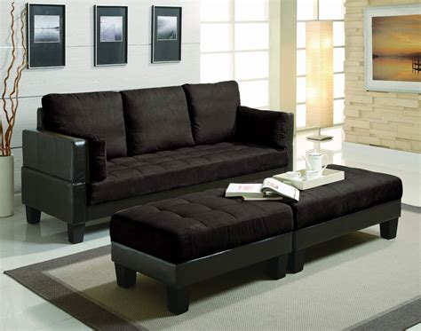 fabric sectional sofas brown fabric sectional sofa and ottoman a sofa