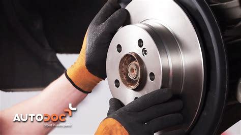 changer disques de frein arriere  plaquettes de frein