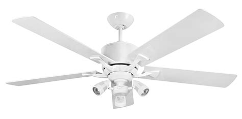 52 white ceiling fan with remote control fantasia delta elite 52 gloss white ceiling fan remote