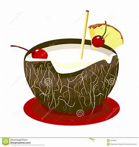 Coconut Drink Stock Images - Image: 9723894