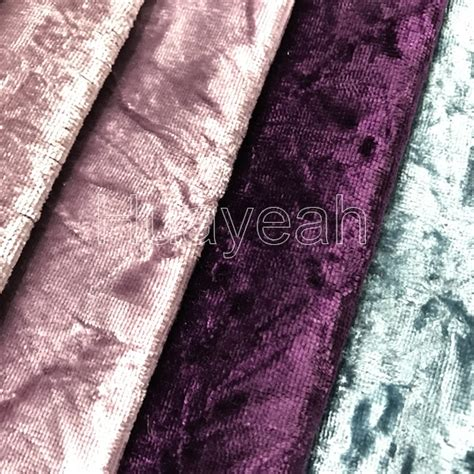 Crushed Velvet Upholstery Fabric by Sofa Fabric Upholstery Fabric Curtain Fabric Manufacturer