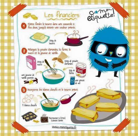 30 fiches recettes illustr 233 es pour les enfants les recettes de babeth