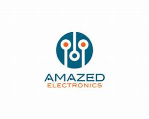 Amazed Electronics Designed by ArtOne | BrandCrowd