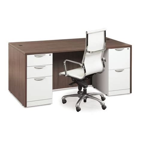 Office Desk Mobile Al by 72 Quot Executive Desk Mcaleer S Office Furniture