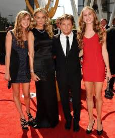 Michael J. Fox Twin Daughters