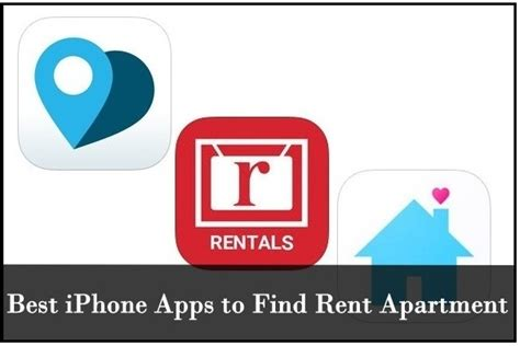 iphone apps  find rent house apartment ipad ipod