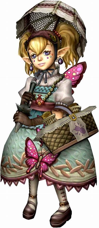 Zelda Twilight Princess Agitha Legend Tp Machaon