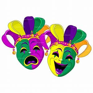 Mardi Gras Mask Clipart Many Interesting Cliparts