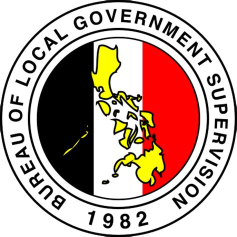 local bureau bureau of local government supervision logo vector