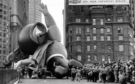 history   macys thanksgiving day parade travel