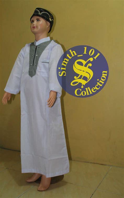 jual baju muslim koko gamis anak pria laki 313 1sd12
