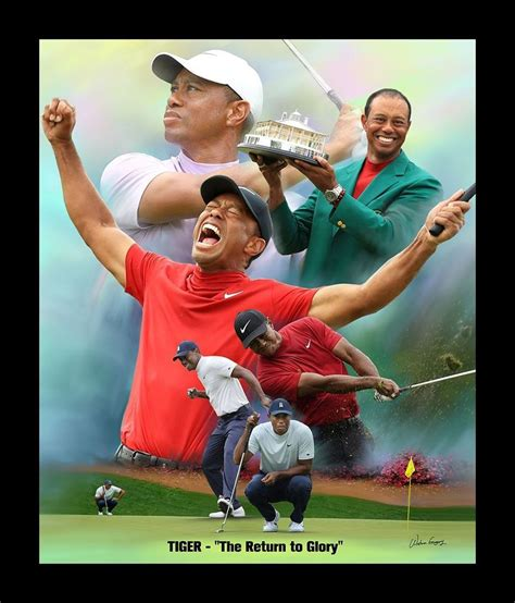 Tiger Woods: Return to Glory by Wishum Gregory | The Black ...