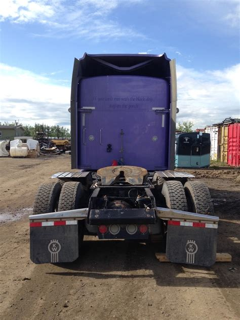 kenworth t660 for sale in canada 2012 kenworth t660 red ram sales ltd edmonton alberta