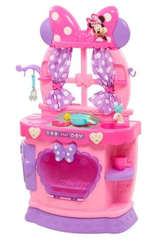 Minnie Mouse Play Kitchen Only $40 + Free Store Pickup