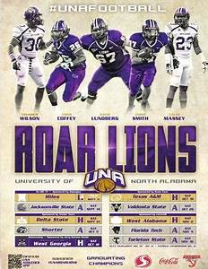2013 UNA Football Media Guide by University of North ...