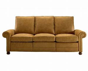 Leathercraft austin reclining sofa 2520rec2 austin sofa for Leather sectional sofa austin