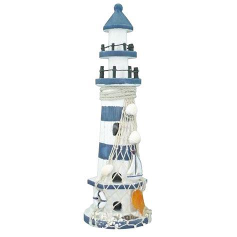 phare marin en bois 37 cm achat vente d 233 cor marin pas cher
