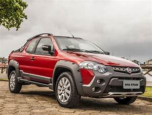 Fiat Strada Adventure Cd Photos And Specs  Photo  Fiat