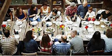 9 People Who Will Throw A Wrench In Your Dinner Party