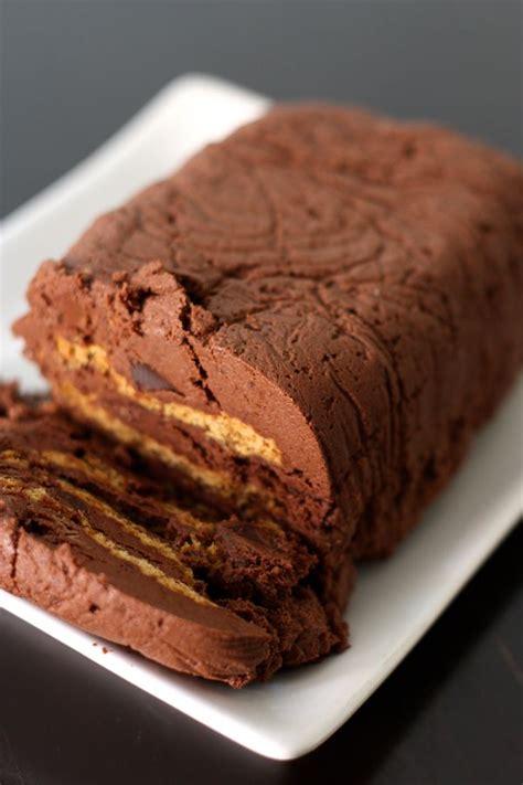 marquise chocolat sans cuisson terrine au chocolat valrhona mascarpone caf 233 et sp 233 culoos sans cuisson mascarpone b 251 che