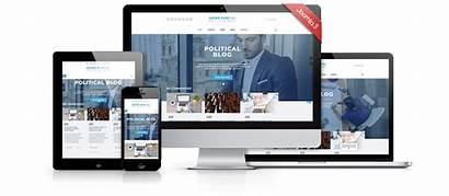 Template Joomla Portal Newspaper Templates Newsportal Website