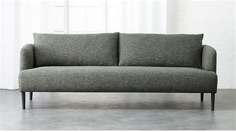 Grey Sofa by Ronan Grey Sofa Reviews Cb2
