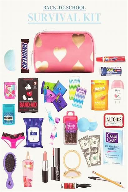 Locker Should Emergency Kit Some Goodies Kits