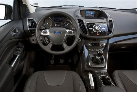 ford kuga review test drives atthelightscom