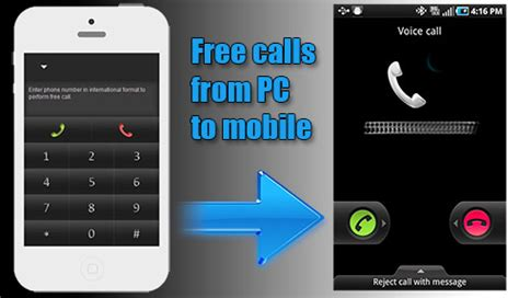 Free Calls To Mobile Phones by How To Make Free Calls From Pc To Mobile Ievaphone