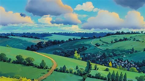 Ghibli Hd Picture by Studio Ghibli Wallpapers Anband Hd Pictures
