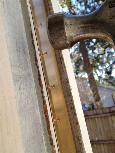 weatherstrip wood windows  craftsman blog