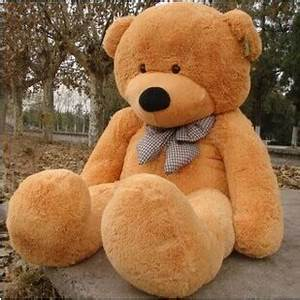 200 Cm Teddy : new arriving giant 200cm 78 39 39 inch teddy bear plush huge soft toy 2m bear plush toys valentine 39 s ~ Frokenaadalensverden.com Haus und Dekorationen