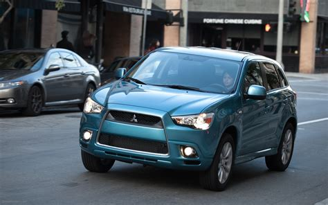 Mitsubishi Cuv 2018 Widescreen Exotic Car Pictures 12 Of