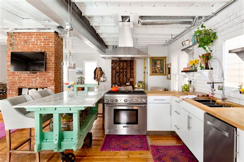Eclectic : 35 Inspiring Eclectic Kitchen Design Ideas