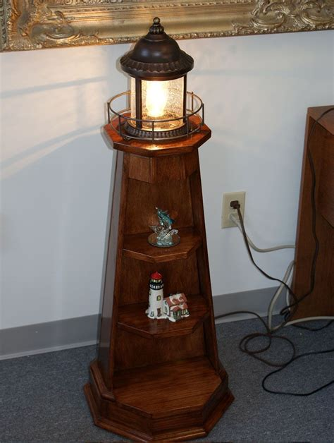 wooden lighthouse  plans google search lighthouse