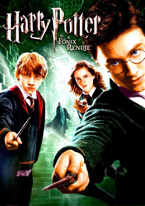 Harry Potter S A Fnix Rendje Harry Potter And The Order