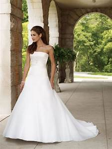 a line wedding dresses strapless rp dress With strapless a line wedding dress