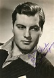 Signed Photographs of Actors from the 1930's & 40's ...