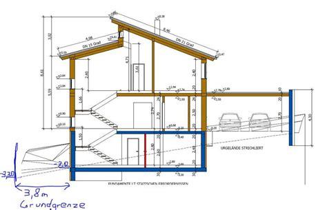 Wie Hoch Ist Der Einheitswert Für Ein Einfamilienhaus by H 246 He Haus Baurechtforum Auf Energiesparhaus At