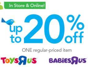 Toys R Us Coupons Printable 2017
