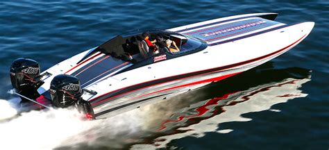 Performance Sports Boats by New Boats Engines