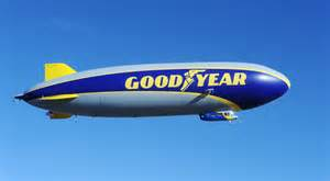 Time-Lapse Video of The New Bigger, Faster Goodyear Blimp ...