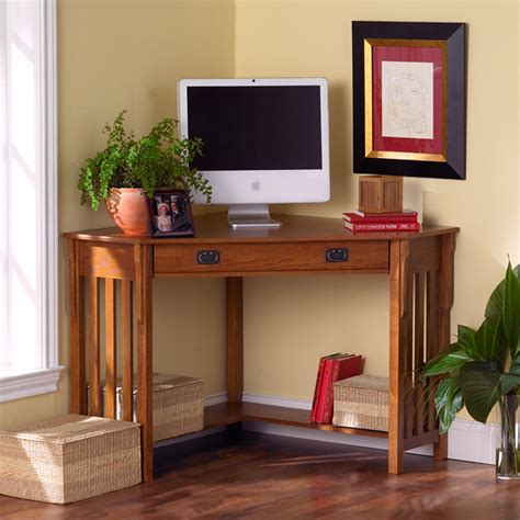 rustic wood corner desk brown wooden corner computer desk having brown wooden