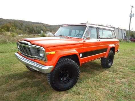 jeep chief 1979 bobby ledbetter cars 1979 jeep cherokee chief suvs