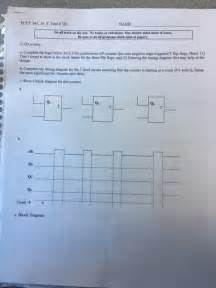 Solved  Complete The Logic Below For A 3