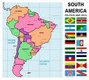 Beneath the Wraps: Learning Geography part 2: South ...